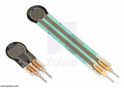 - 0.2 inç Kuvvete Duyarlı Dairesel Sensör - Pololu