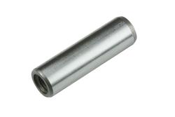- Ø10 x 35mm Sertleştirilmiş Çelik Mil (M6 Vida Delikli)