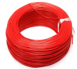 - 100 Metre Çok Damarlı Montaj Kablosu - Kırmızı