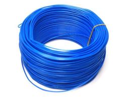 - 100 Metre Tek Damarlı Montaj Kablosu - Mavi