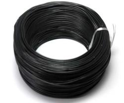 - 100 Metre Tek Damarlı Montaj Kablosu - Siyah