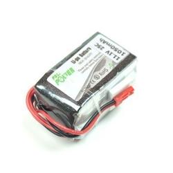 - 11.1V Lipo Batarya 1050mAh 25C
