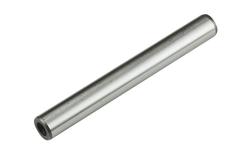 - Ø12 x 100mm Sertleştirilmiş Çelik Mil (M6 Vida Delikli)