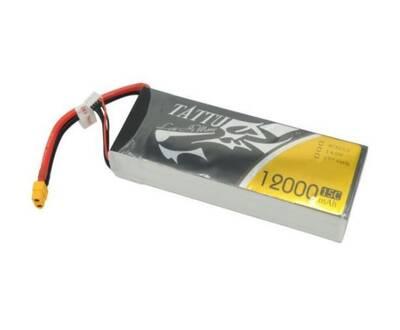 12000mAh 14.8V 15/30C 4S LiPo Batarya | Lipo Pil