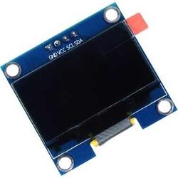 - 128x64 1.3 inch Oled Grafik Lcd Ekran - SSD1306 - 4 Pin I2C