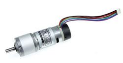 12V 1140RPM Enkoderli DC Motor - Thumbnail