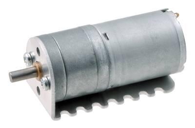 12V 25mm 250 Rpm Redüktörlü DC Motor