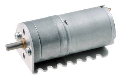 12V 25mm 500 Rpm Redüktörlü DC Motor