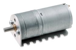 12V 25mm 560 Rpm 9.7:1 Redüktörlü DC Motor - Thumbnail