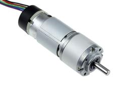 - 12V 430RPM Enkoderli DC Motor