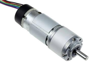 12V 430RPM Enkoderli DC Motor