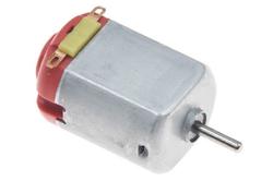 - 1.5V-3V DC Motor Kırmızı