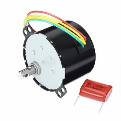 220V 10RPM AC Senkron Motor