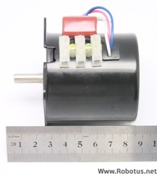 - 220V 15 Rpm AC Senkron Motor