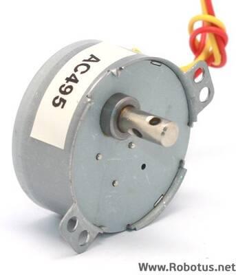 220V 20 Rpm AC Senkron Motor