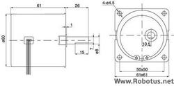220V 30 Rpm AC Senkron Motor - Thumbnail