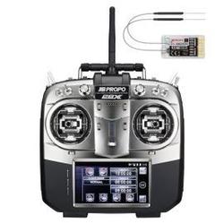 - 28X - 2.4GHz 28-CH Radyo Kontrol Sistem w/RG812BX Alıcı (01051)