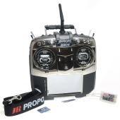 28X - 2.4GHz 28-CH Radyo Kontrol Sistem w/RG812BX Alıcı (01051) - Thumbnail
