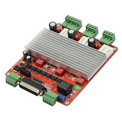 3 Eksen CNC Kontrol Kartı TB6560 3A