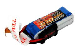 - 300mAh 7.4V 30C 2S LiPo Batarya | Lipo Pil