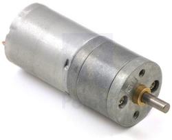 34:1 Metal Gearmotor 25Dx52L mm HP 6V 48 CPR Enkoderli - Thumbnail