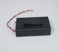 - 3xAA Kapaklı Switch'li-Kemer Askılı Pil Yuvası