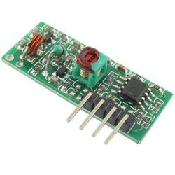 - 433 MHz RF Kablosuz Alıcı (Receiver )