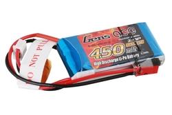 450mAh 7.4V 2S LiPo Batarya | Lipo Pil - Thumbnail