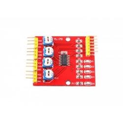 4'lü Çizgi İzleyen Sensör Seti - Thumbnail