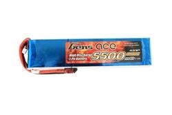 - 5500mAh 14.8V 25C 4S LiPo Batarya | Lipo Pil