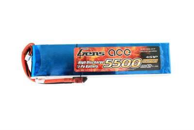 5500mAh 14.8V 25C 4S LiPo Batarya | Lipo Pil