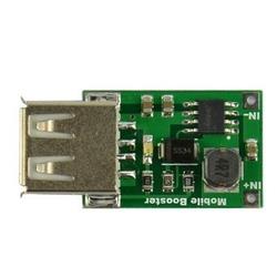 - 5V 1200mA USB Çıkışı Voltaj Yükseltici Regülatör Kartı - Step Up