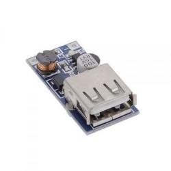 - 5V 600mA USB Çıkışı Voltaj Yükseltici Regülatör Kartı - Step Up