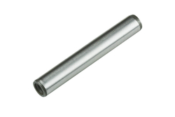 Jsumo - Ø6 x 40mm Sertleştirilmiş Çelik Mil (M4 Vida Delikli)