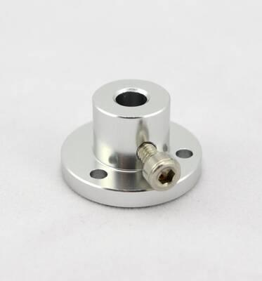 6mm Alüminyum Göbek - 60mm Omni Tekerlek Uyumlu