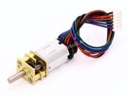 - 6V 1580 RPM (20:1) UHP Enkoderli Mikro DC Motor