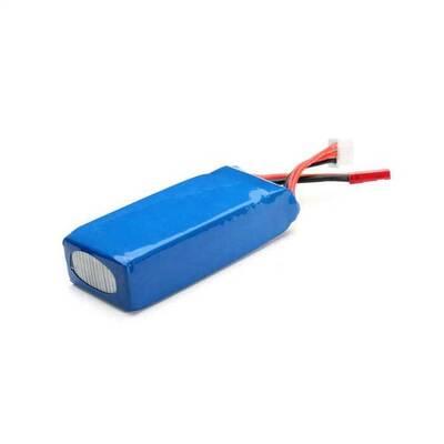 7.4V 1000mAh 25C Lipo Batarya