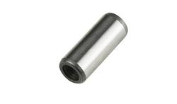 Jsumo - Ø8 x 20mm Sertleştirilmiş Çelik Mil (M5 Vida Delikli)