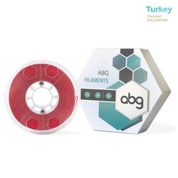 - ABG 1.75mm ABS Kırmızı Filament