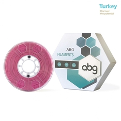 - ABG 1.75mm ABS Pembe Filament
