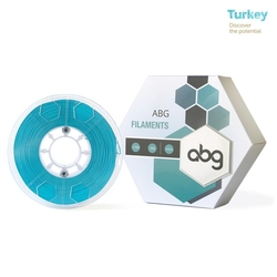 - ABG 1.75mm ABS Turkuaz Filament