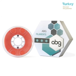 - ABG 1.75mm ABS Turuncu Filament