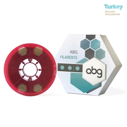- ABG 1.75mm STH Red Gold Filament