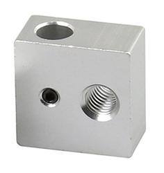 - Alüminyum Isıtıcı Bloğu - MK7 MK8 20x20x10 mm