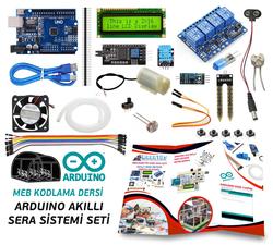 - Arduino Akıllı Sera Proje Seti