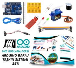 - Arduino Baraj Taşkın Sistemi Seti