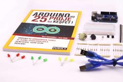 Arduino Başlangıç Eğitim Seti - Thumbnail