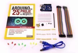- Arduino Başlangıç Eğitim Seti
