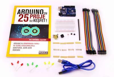 Arduino Başlangıç Eğitim Seti