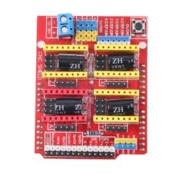 - Arduino CNC Shield A4988 Uyumludur